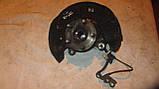 Поворотный кулак цапфа правый в сборе со ступицей Toyota Avensis T250 2003-2008 4321105051, фото 4