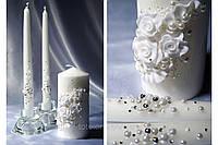Набор свадебных свечей С-106