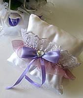 Свадебная подвязка для невесты П-304