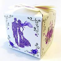 228 Бонбоньерка свадебная 5х5х6 см, фото 1
