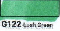 Маркер SKETCHMARKER долото-тонкое перо  G122 Lush Green Сочный зеленый