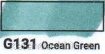 Маркер SKETCHMARKER долото-тонкое перо  G131 Ocean Green Зеленый океан, фото 2