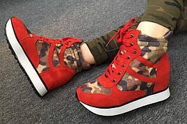 Подростковые Кожанные ботинки оптом