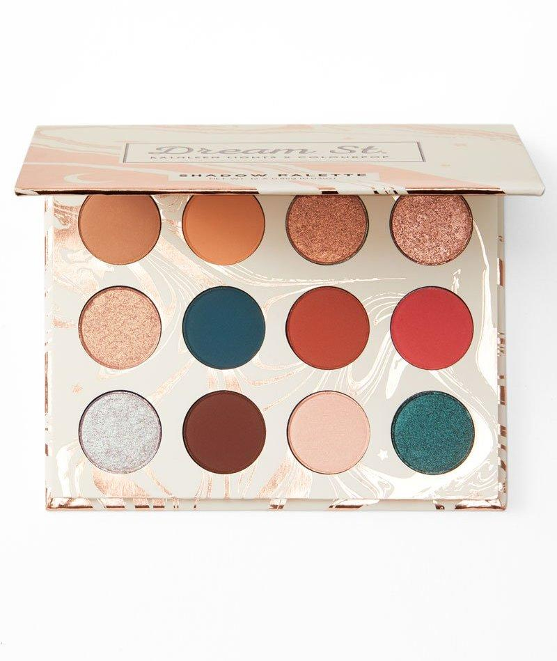 Палетка теней ColourPop - Dream St - Pressed Powder Shadow Palette