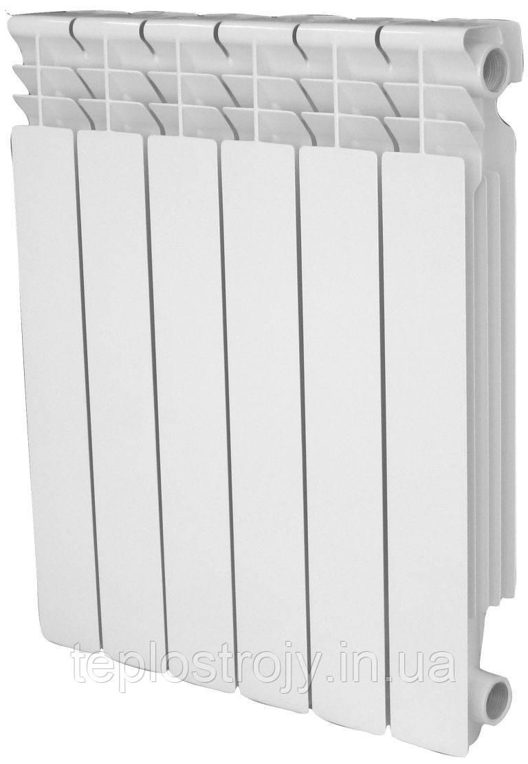 Биметаллический радиатор Biterm Evro 500*100*80