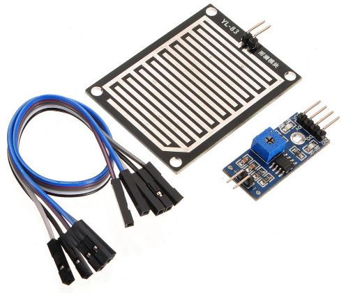 Датчик дощу, погодний модуль для Arduino