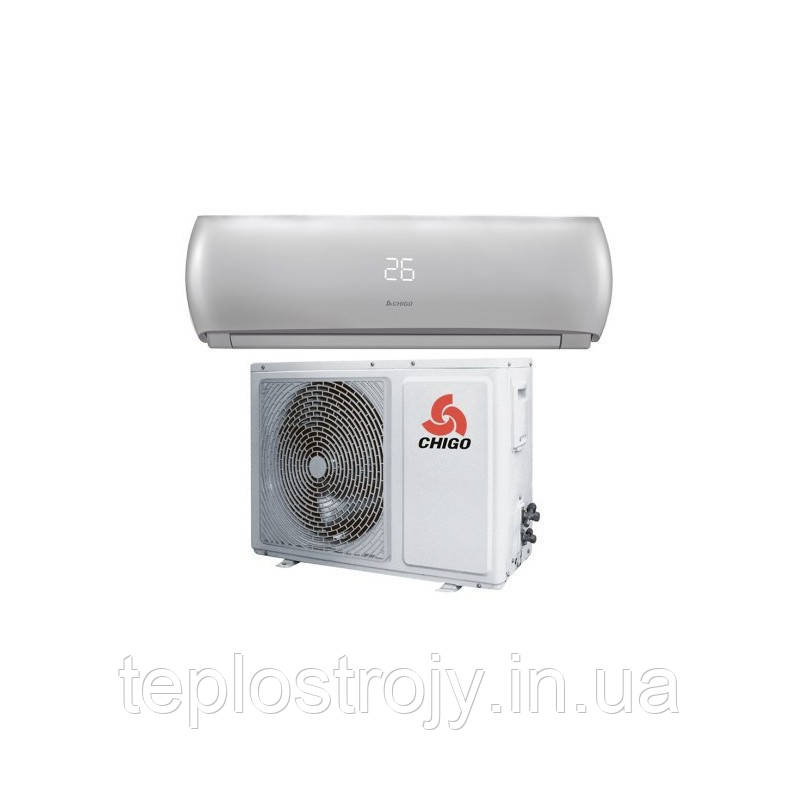 Кондиционер Chigo CS-25V3A-V156 (LOTUS-156) INVERTER