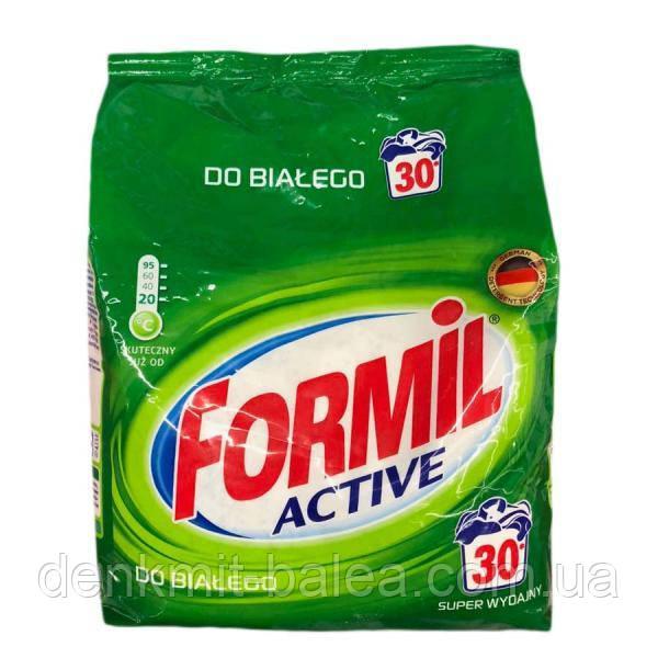 Порошок Формил для стирки белого белья Formil Active 2 кг