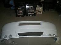 Накладка на передний бампер Iveco Daily (1999-2006)