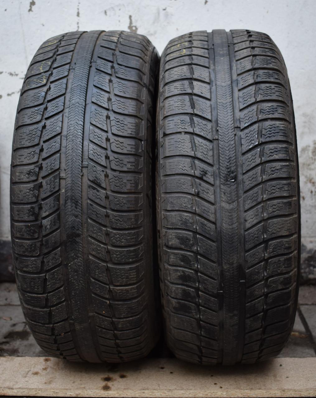 Шины б/у 235/60 R16 Michelin ЗИМА, пара