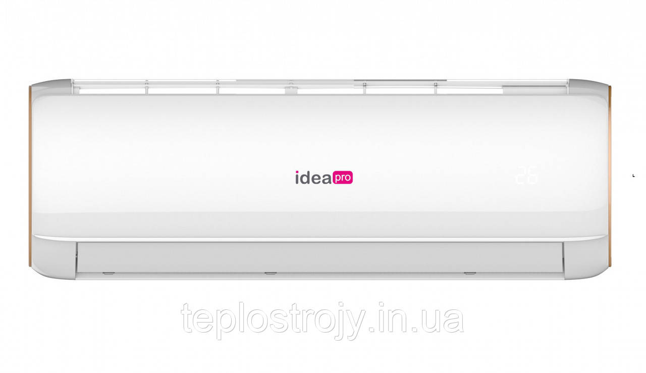 Кондиционер Idea Diamond PRO DC ISR-12 HR-PA7-DN1 ION (Inverter 2017)