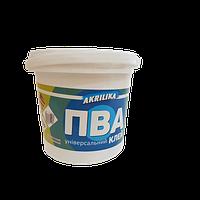 Клей ПВА Аkrilika универсальный 1 кг (27037) КОД: 393665