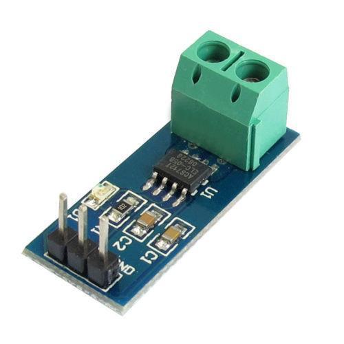 Датчик струму 5А ACS712, червон. Холу, модуль Arduino