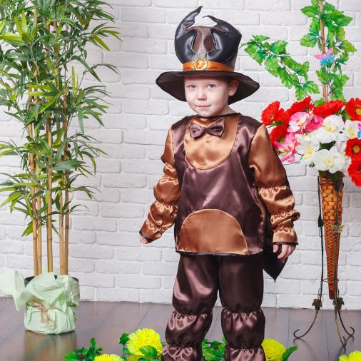 Карнавальный костюм для мальчика Жук