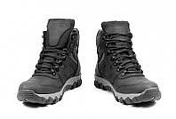 Ботинки зимние водостойкие кожаные Offroad 27з штурм, фото 1