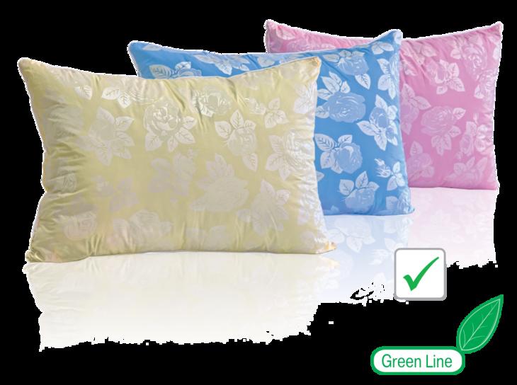 Подушка спальна Квітка   Велам