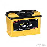 Аккумулятор KAINAR Standart+ 75Ah-12v со стандартными клеммами | R, EN690 (Европа)
