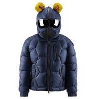 Креативная, Эксклюзивная Зимняя Куртка Для Мальчиков С Очками AI RIDERS Италия. Лучший подарок мальчику! 92см