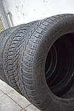Шины б/у 215/55 R16 Dunlop ЗИМА, комплект, фото 3