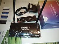 Смарт-приставка EMISH X800 RK3368 (x8) 1/8