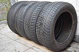 Шины б/у 215/55 R16 Dunlop ЗИМА, комплект, фото 2