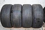 Шины б/у 215/55 R16 Dunlop ЗИМА, комплект, фото 6