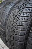 Шины б/у 215/55 R16 Dunlop ЗИМА, комплект, фото 5