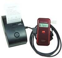 Профессиональный алкотестер AlcoScan AL9010 с принтером, фото 1