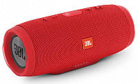 Акция! Колонка JBL Charge 3+ портативная Bluetooth + 2 подарка. красная