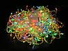 Внутренняя Новогодняя Гирлянда Нить на Елку 700 LED Лампочек в Ассортименте, фото 4