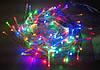 Внутренняя Новогодняя Гирлянда Нить на Елку 700 LED Лампочек в Ассортименте, фото 5