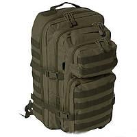 """Туристический однолямочный рюкзак Mil-tec """"ONE STRAP ASSAULT PACK SM"""" от Sturm на 40 л. (14059201), фото 1"""
