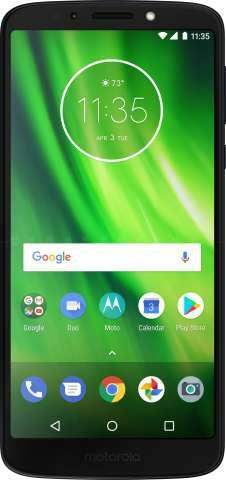 Смартфон Motorola Moto G6 Play XT1922-3 Dual Sim 3/32GB Deep Indigo (черный)