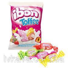 Жевательные конфеты  ibon Toffee Elvan  , 1000 гр
