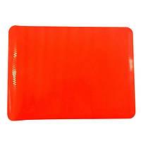 Силиконовый коврик для выпечки и раскатки теста 37x27 см. - Красный, с доставкой по Киеву и Украине