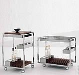 Сервірувальні та кавові столики