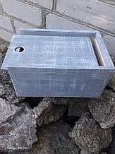Дерев'яний декоративний ящик з кришкою