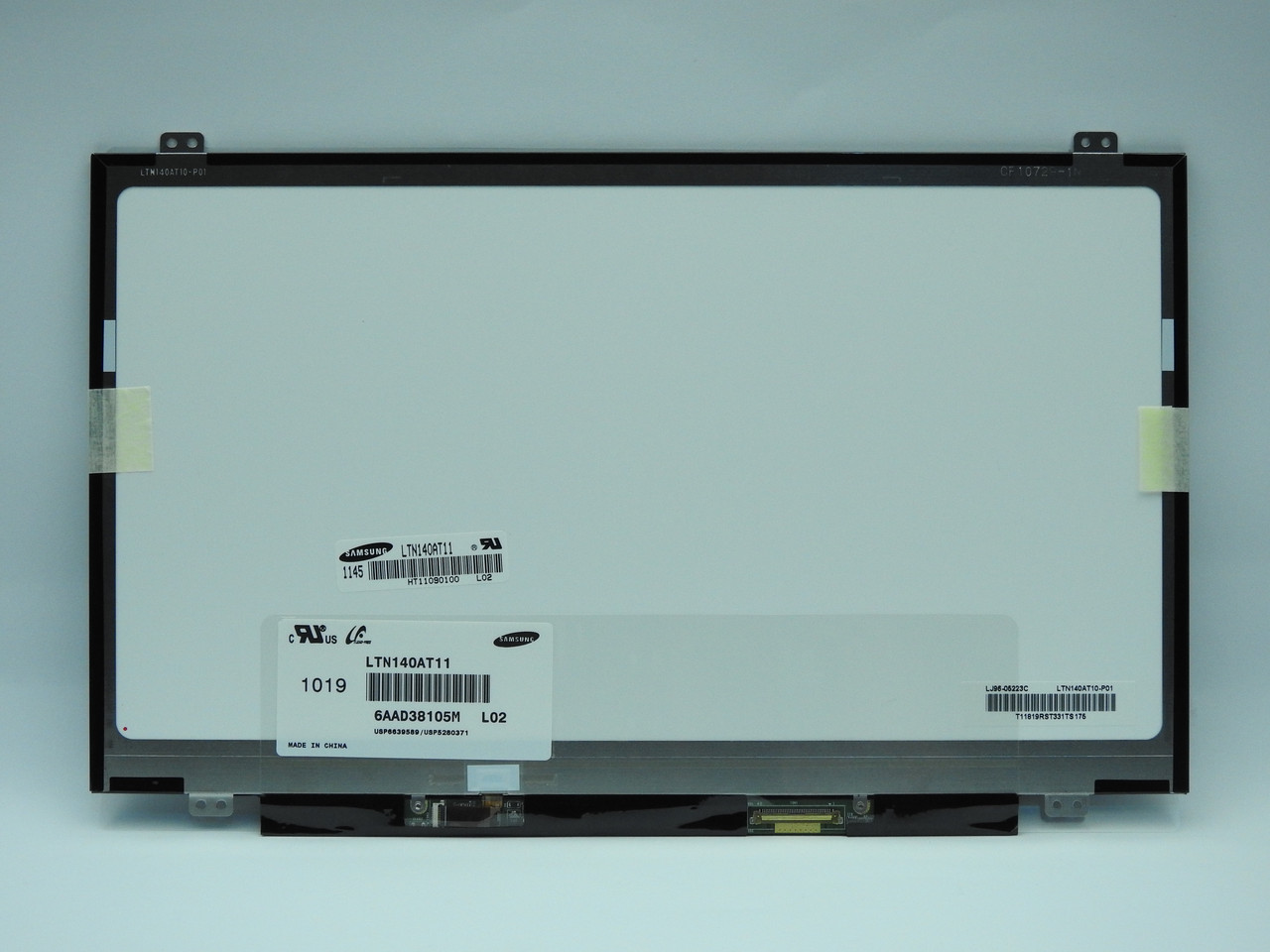 New. Дисплей для ноутбука LTN140AT11-L02 HD