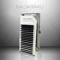 Ресницы Nagaraku Микс D 0.07 (от 7- 15мм)
