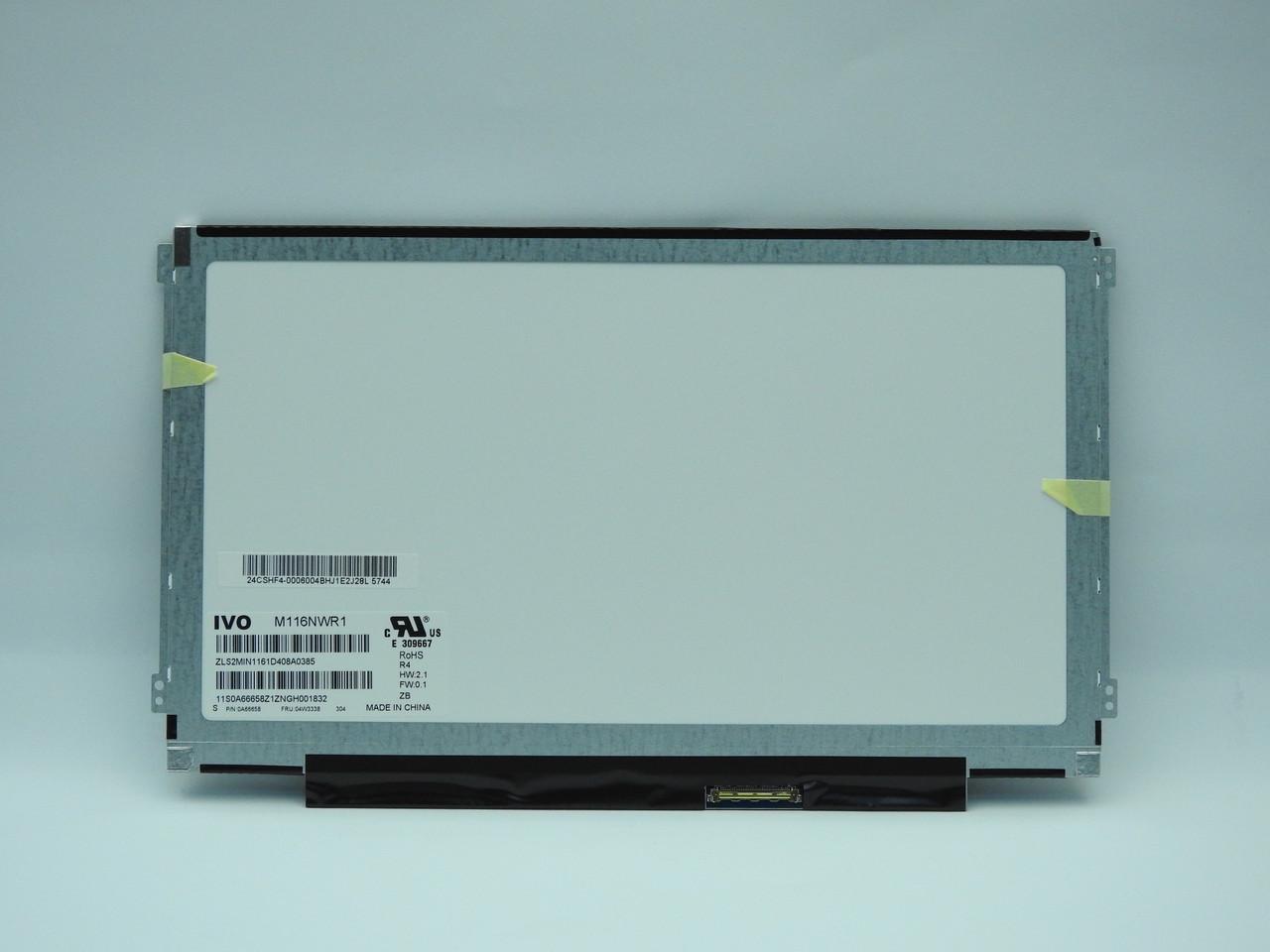 """New. Матрица 11.6"""" M116NWR1 R1 (1366*768) R4 HW21"""