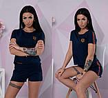 "Летний женский костюм с шортами ""Fly"", фото 3"