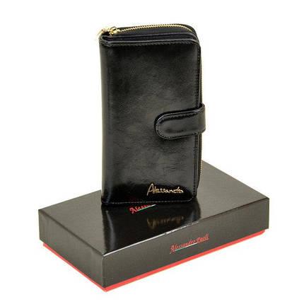 Женские кожаные кошельки Alessandro Paoli, фото 2