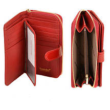 Женские кожаные кошельки Alessandro Paoli, фото 3