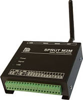 SPRUT M2M — беспроводное решение для систем автоматизации и диспечеризации