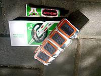 Ремкомплект камеры 25х40 48 латок + клей для скутера Honda Dio AF 18