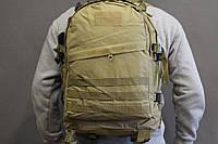 Тактический (военный) рюкзак Raid с системой M.O.L.L.E coyote (601 coyote), фото 1
