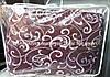 Зимнее хлопковое одеяло из овечьей шерсти полуторное оптом и в розницу, фото 4