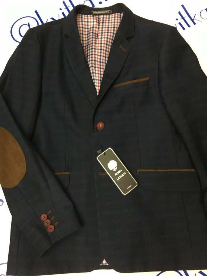 Пиджак на мальчика размеры 140-164 см
