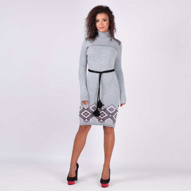 Платье-вышиванка в украинском стиле  продажа 01e9cf26e057f