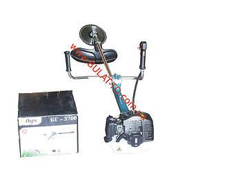 Мотокоса ЛУЧ  БГ-3700 (профи, 3,7 кВт)